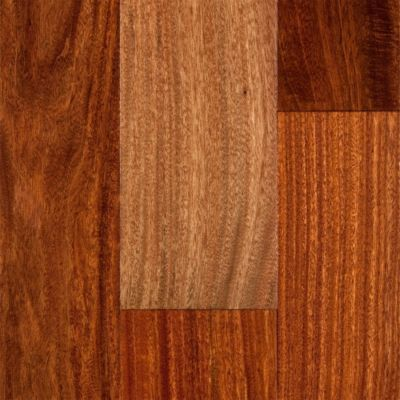 7/16&#034; x 4-3/4&#034; Santos Mahogany Quick Clic